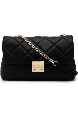Carvela Bailey quilted leather bag