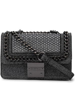 Carvela Kvinna Axelväskor - Mini Bailey studded bag