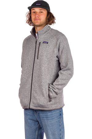 Patagonia Man Sweatshirts - Better Sweater stonewash