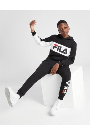 Fila James Colour Block Overhead Tracksuit Junior - Only at JD