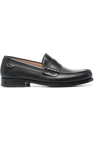 Salvatore Ferragamo Man Loafers - Leather penny loafers