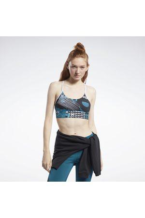 Reebok Kvinna Sport-BH - WOR MYT AOP Bra
