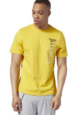 Reebok Man T-shirts - Classics Vector Tee