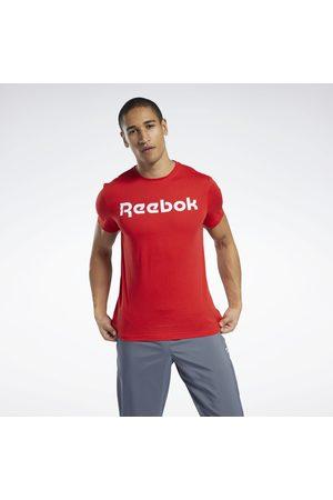 Reebok Graphic Series Linear Logo Tee