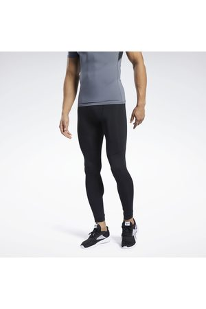 Reebok Man Träningstights - Workout Ready Compression Tights
