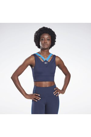 Reebok Kvinna Sport-BH - Studio Medium-Impact Bra
