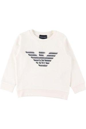 Emporio Armani Pojke Sweatshirts - Sweatshirt - m. Logo