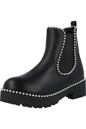 Missguided Chelsea boots 'BALL TRIM