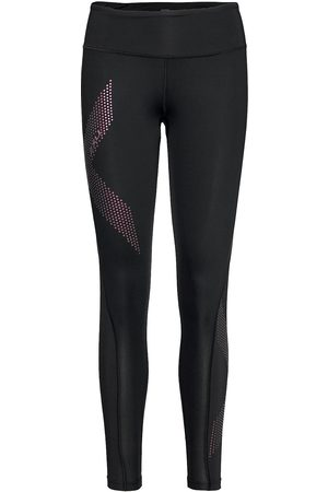 2XU Kvinna Tights - Mid-Rise Compression Tights- W Running/training Tights
