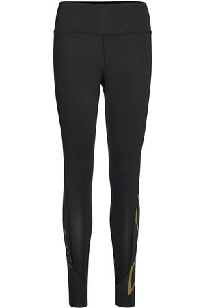 2XU Force Mid-Rise Compression Ti Running/training Tights