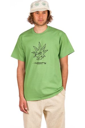 Huf Easy Green T-Shirt dill green