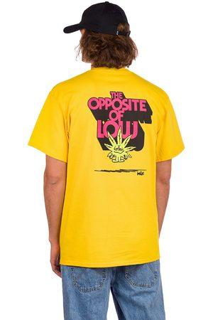 Huf Opposite Of Low T-Shirt golden