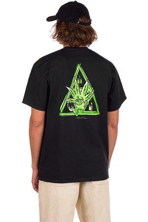 Huf Green Buddy TT T-Shirt black