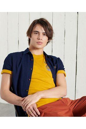 Superdry Man Kortärmade skjortor - Kortärmad arbetsskjorta