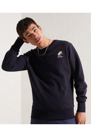 Superdry Sportstyle Essential rundhalsad sweatshirt