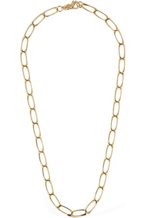EMANUELE BICOCCHI Man Halsband - 60cm Square Link Chain Necklace