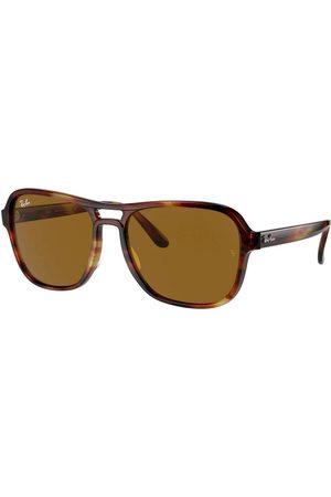 Ray-Ban Man Solglasögon - RB4356 State Side Solglasögon
