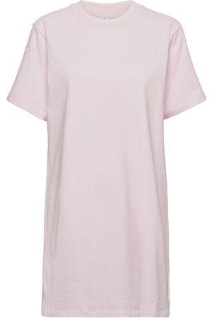 adidas Kvinna Klänningar - Tee Dress W Dresses T-shirt Dresses Rosa