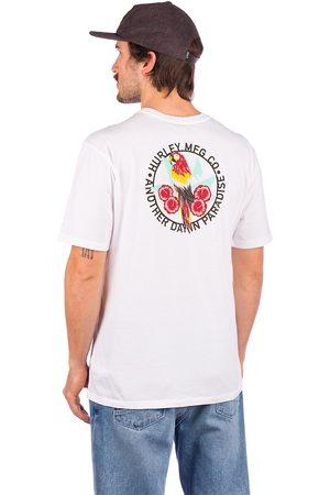 Hurley Evd Wsh Parrot T-Shirt white