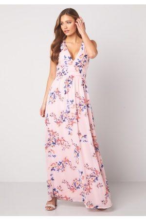 BUBBLEROOM Hampton dress Pink / Floral 40