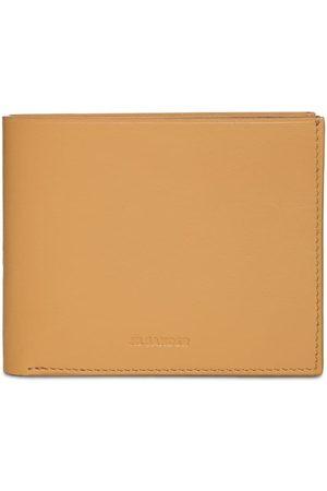 Jil Sander Man Plånböcker - Leather Billfold Wallet
