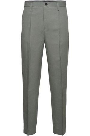 Filippa K Man Dressade byxor - M. Mateo Linen Trouser Kostymbyxor Formella Byxor