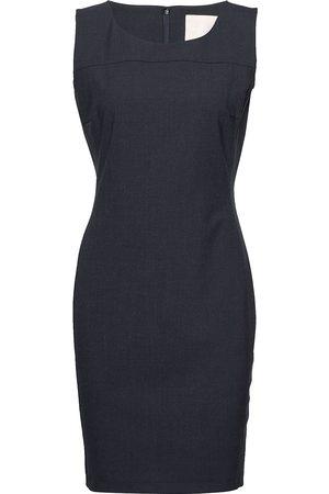 Karen by Simonsen Kvinna Midiklänningar - Sydneykb Suit Dress Knälång Klänning