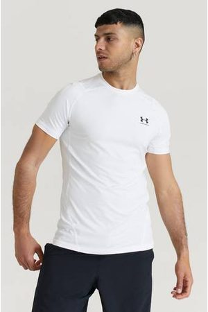 Under Armour Man Tränings t-shirts - Tränings-t-shirt UA HG Armour Fitted SS