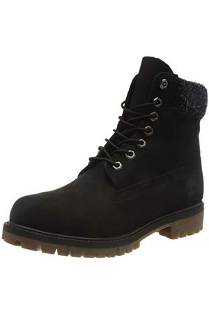 Timberland Herr 6 i Premium Boot A1uej klassisk stövel, Black A1uej44.5 EU
