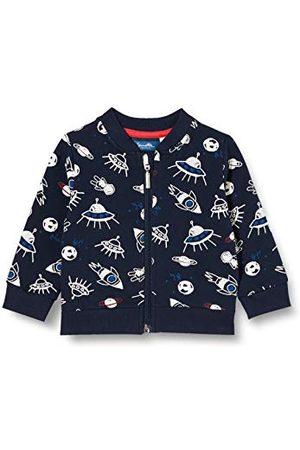 Sanetta Baby-pojkar träningsjacka skugga tröja
