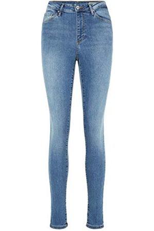 Vero Moda Damer Vmsophia Hw skinny Lt Bl Noos Ci jeans