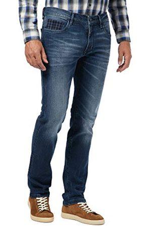 Pioneer Män Rando Red Edition Straight Jeans
