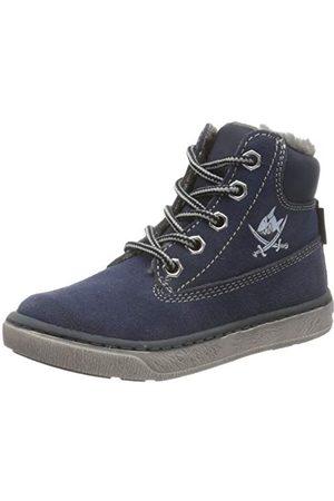 Capt'n Sharky Boys 470884 Sneaker, marinblå33 EU