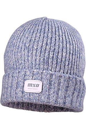 maximo Girl's med kuvert och etikett hatt, Blue (jeansmält 63), 55/57