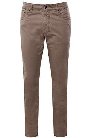Hackett Man Straight - Herr raka jeans Trinity 5 ficka