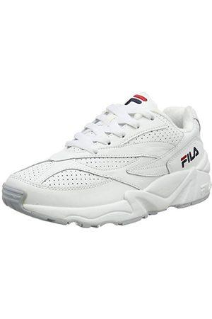 Fila Unisex Barn V94m Sneaker, vit39 EU
