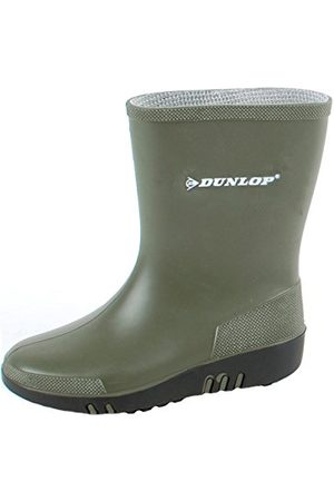 Dunlop Unisex barn sport Retail gummistövlar, , 25 EU