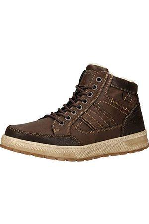 TOM TAILOR Herr 9081601 Sneaker, BRUN44 EU