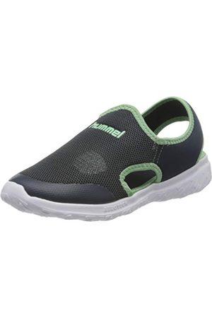 Hummel Unisex barn Playa Actus Jr sneaker, Blue Nights 7429-33 EU