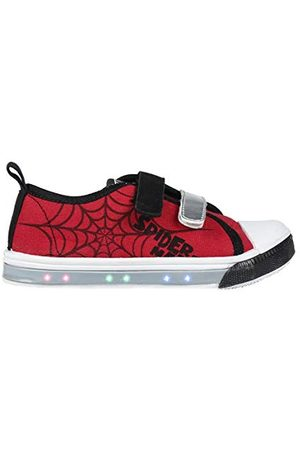 Cerdá Zapatilla Loneta Luces Spiderman Sneaker