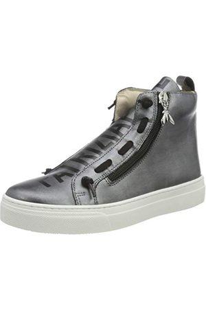 Patrizia Pepe Flicka Ppj501 sneaker, grå40/40.5 EU