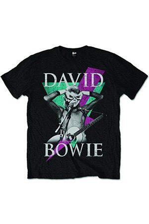 David Bowie Herr åska kortärmad t-shirt