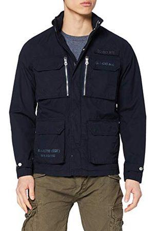 Schott NYC Veste DE Combat RIBSTOP jackor, marinblå, Xx-Large