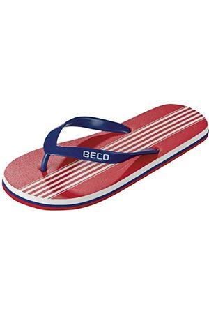 BECO Beermann GmbH & Co. KG Herr V-Strap tofflor-90677 tofflor, ( 5), 43 EU