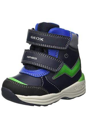 Geox Pojkar B New Gulp Boy B ABX C stövel, marinblå C4248-21 EU