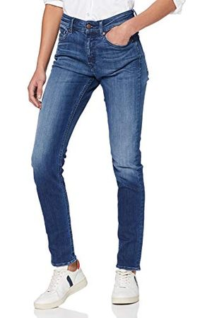 Kings of Indigo Juno High Slim Jeans för kvinnor