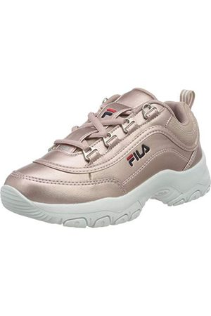 Fila Strada Fashion JR Unisex barn sneakers, Sepia ros35 EU