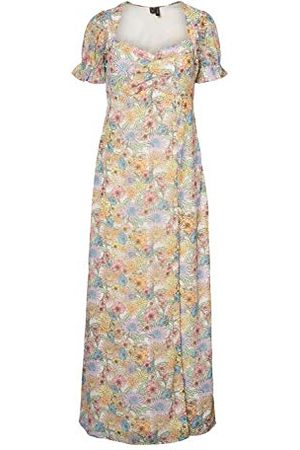 Vero Moda Damer Vmevangaline S/S Maxi Dress Kaa Ht klänning