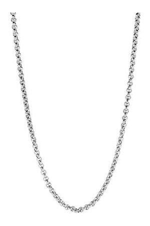 Ti Sento Milano Kvinna halsband ingen metalltyp annan form felaktig – 3959SI/80