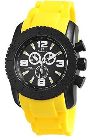 Shaghafi Herr analog kvartsklocka med gummi armband 227471400006